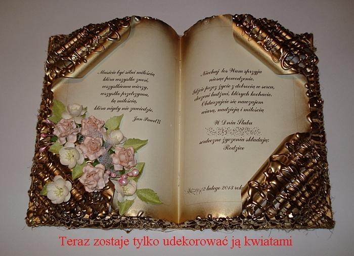 Книжка в подарок своими руками 858