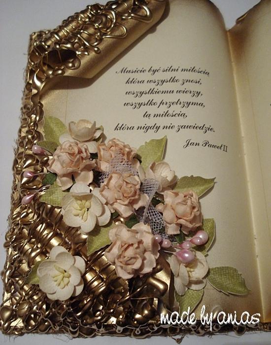 Cómo hacer un libro de decoración para un regalo.  Master Class (33) (550x700, 324Kb)