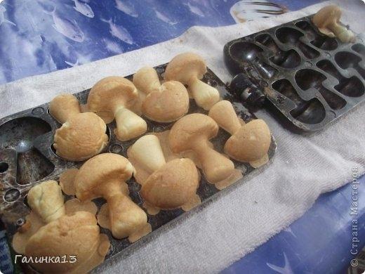 Сладкие шоколадные грибочки. Рецепт (7) (520x390, 114Kb)