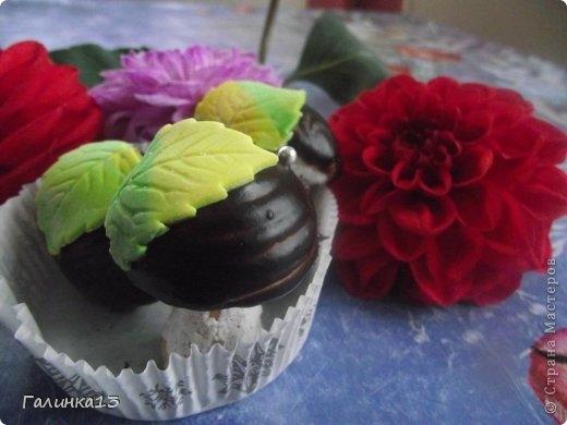Сладкие шоколадные грибочки. Рецепт (21) (520x390, 95Kb)