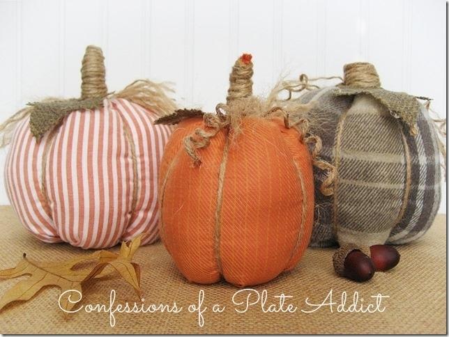 Текстильные тыквы и подушка с аппликацией для осеннего декора (6) (644x484, 208Kb)