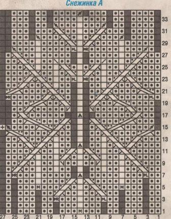 Схема-для-снежинки-А (336x430, 110Kb)