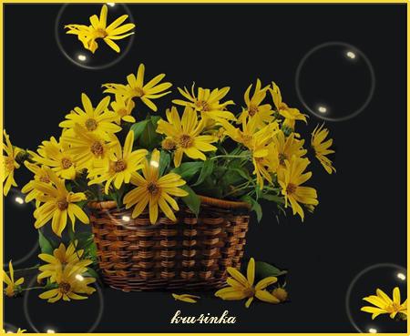 Желтый-букет (450x369, 212Kb)