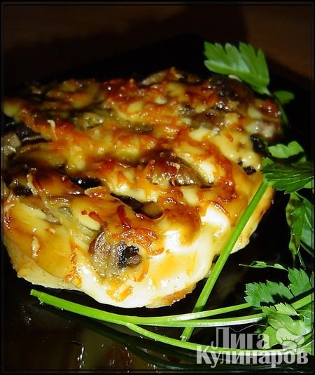 Фото рецепт запеченной свинины овощами
