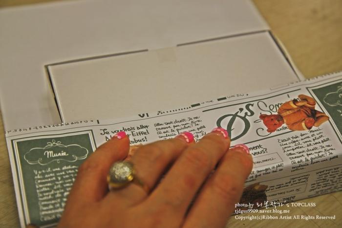 Как украсит коробочку для подарка 61