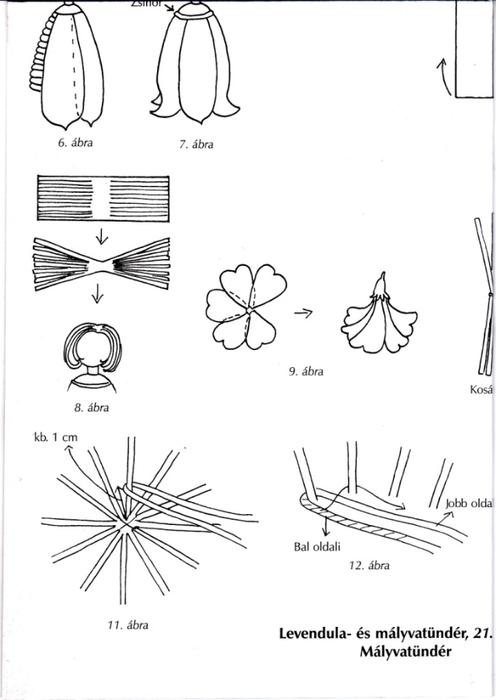 Поделки из креп-бумаги (39) (496x700, 109Kb)