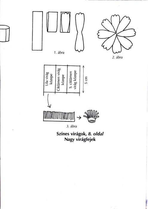 Поделки из креп-бумаги (57) (495x700, 65Kb)
