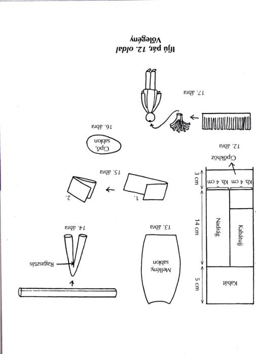 Поделки из креп-бумаги (59) (505x700, 73Kb)