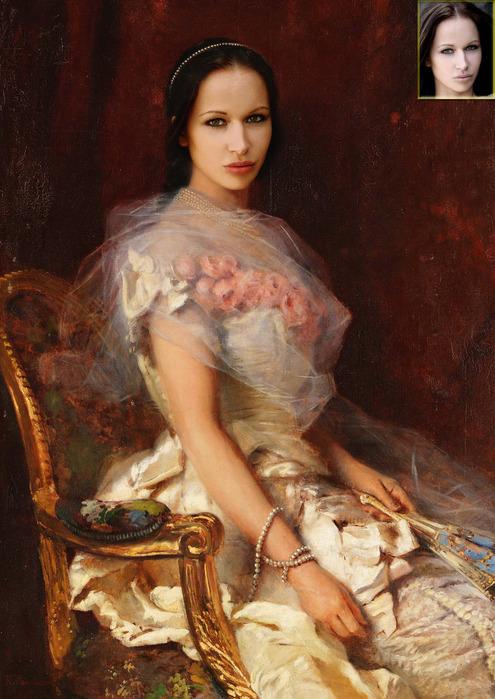 портрет неизвестной (495x700, 144Kb)