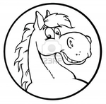 Превью 8284050-outlined-happy-cartoon-horse (700x686, 170Kb)