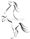 Превью dep_2410975-White-horse (345x448, 37Kb)