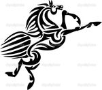 Превью depositphotos_10942180-Horse-in-tribal-style---vector-illustration. (700x617, 151Kb)