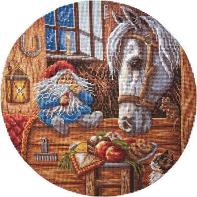 СО-1128 «Домовой-покровитель домашних животных» (399x400, 160Kb)