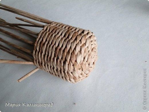 плетение из газет. лошадка из газетных трубочек (6) (520x390, 94Kb)