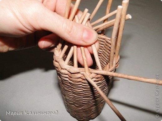 плетение из газет. лошадка из газетных трубочек (8) (520x390, 100Kb)