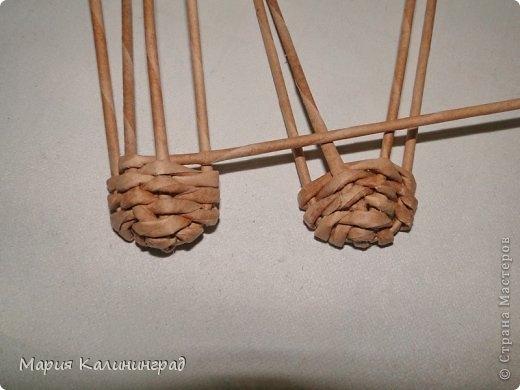 плетение из газет. лошадка из газетных трубочек (18) (520x390, 90Kb)