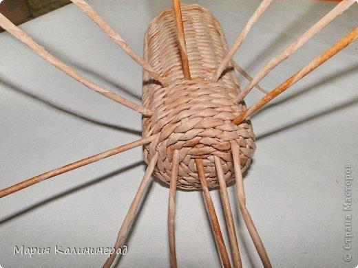 плетение из газет. лошадка из газетных трубочек (24) (520x390, 102Kb)