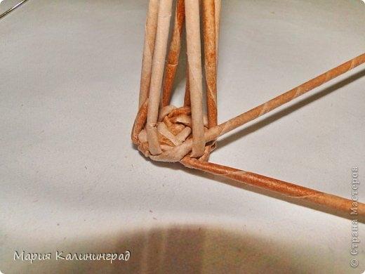 плетение из газет. лошадка из газетных трубочек (30) (520x390, 85Kb)