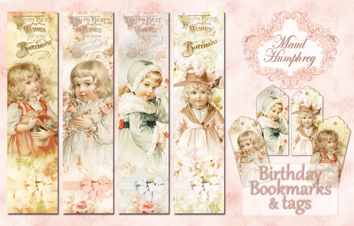 Birthday bookmarks (700x446, 430Kb)
