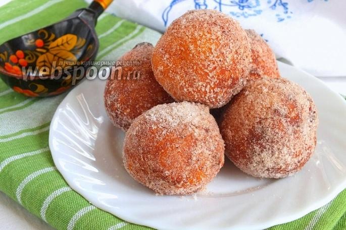 пончики классические рецепт с фото