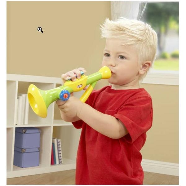 Прививайте ребенку любовь к музыке!