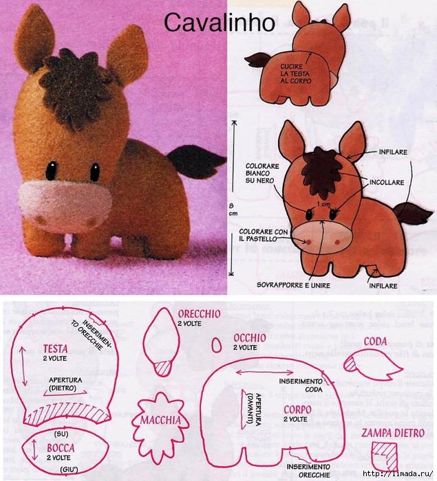 cavalinho molde (635x700, 365Kb)