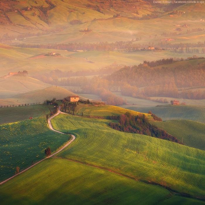 тоскана италия фото 2 (700x700, 404Kb)