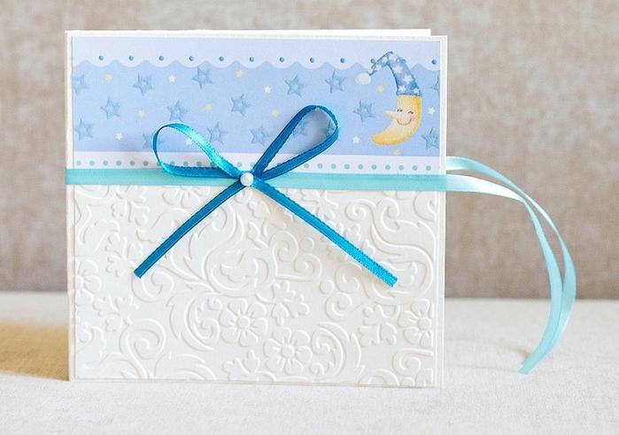 Сделать детский конверт