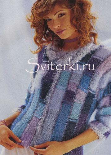 vyazanie_spicami_sviterjv_modeli-1оригинальный свитер1 (358x500, 88Kb)