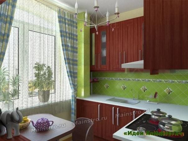 дизайн кухни в хрущевке (5) (604x453, 159Kb)