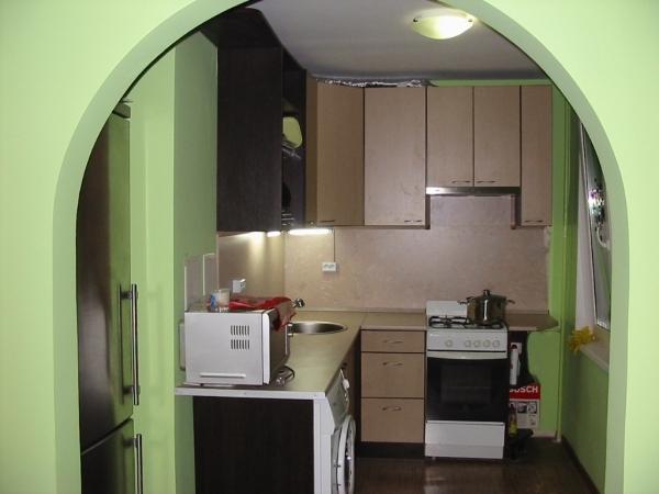 дизайн кухни в хрущевке (25) (600x450, 166Kb)