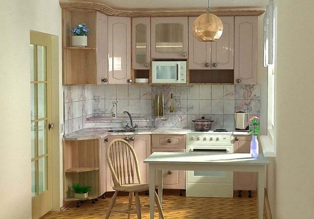 дизайн кухни в хрущевке (39) (640x448, 153Kb)