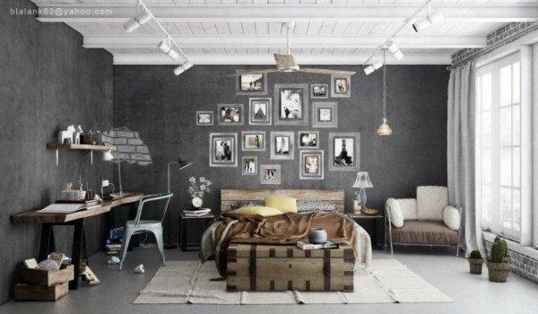 стильный дизайн интерьера фото 118 (600x350, 110Kb)