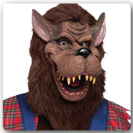 страшные маски на Хэллоуин