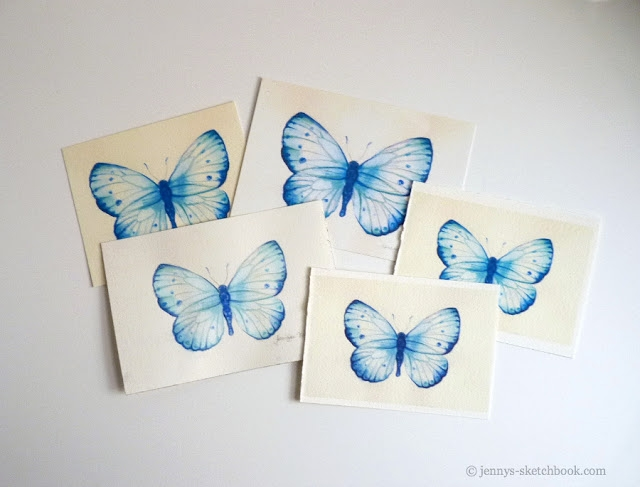 jennys-sketchbook-0713-watercolor-butterfly-cards- (640x487, 131Kb)