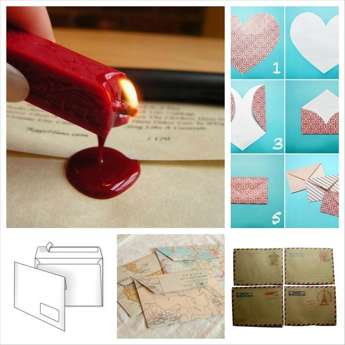 Печать на конвертах доступная каждому