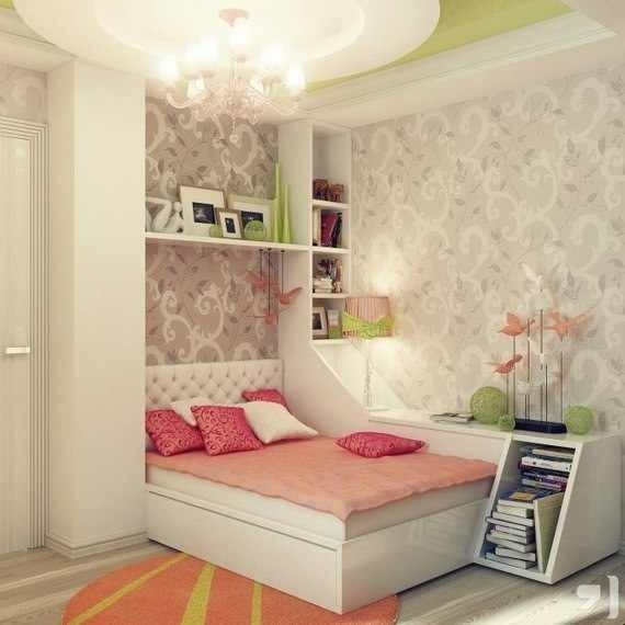 Gray bedroom decor
