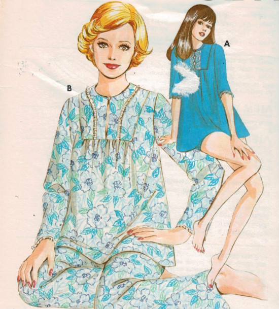 Как быстро сшить пижаму-распашонку из сатина или фланели/2565092_PR1 (550x609, 138Kb)