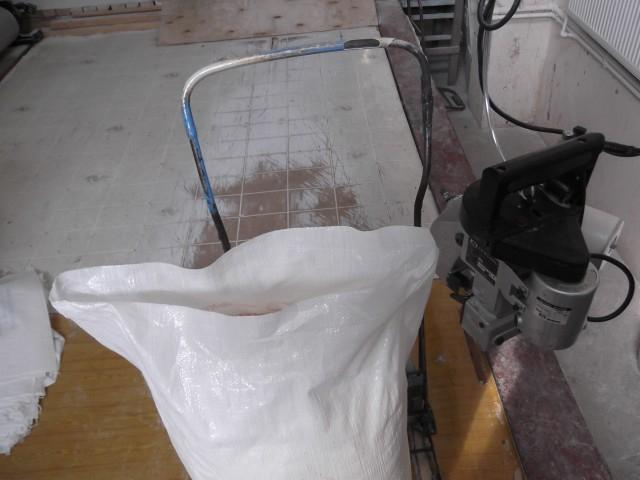 Мешкозашивочные машинки. Зашиваем мешки аккуратно и быстро!