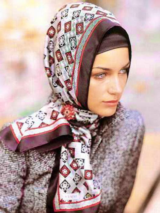 Голые в хиджабах фото