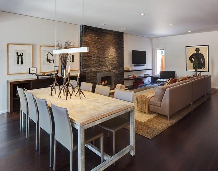 стильный дизайн частного дома 1 (700x549, 338Kb)