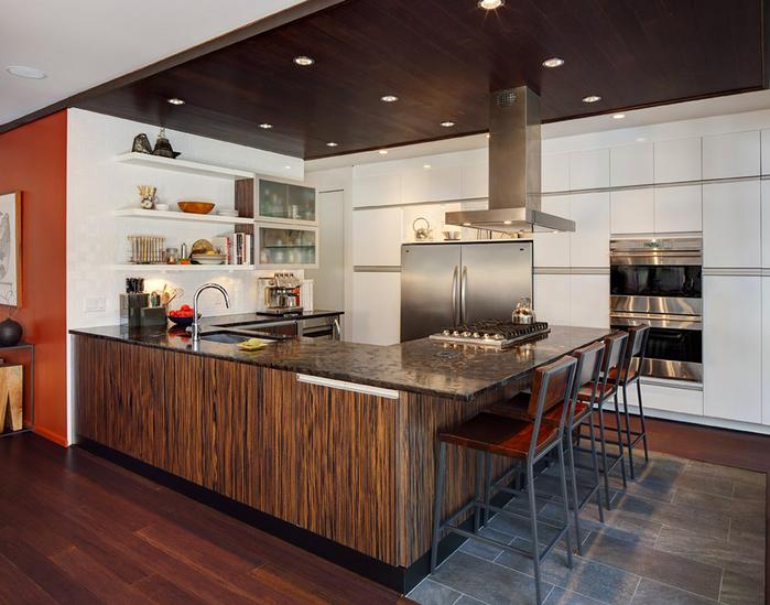 стильный дизайн частного дома 3 (700x549, 395Kb)