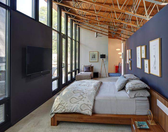 стильный дизайн частного дома 4 (700x549, 403Kb)