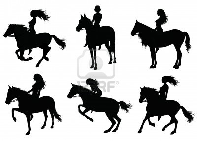 7157575-set-of-a-silhouette-of-a-woman-riding-a-horse (400x286, 48Kb)