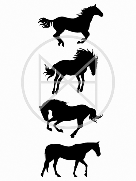 лошади (444x591, 86Kb)