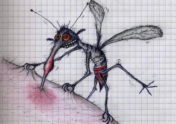 комар (700x495, 65Kb)