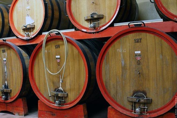 Как делают вино