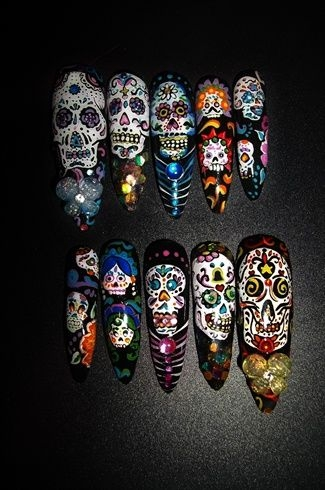 Дизайн ногтей осень 2014 фото новинки