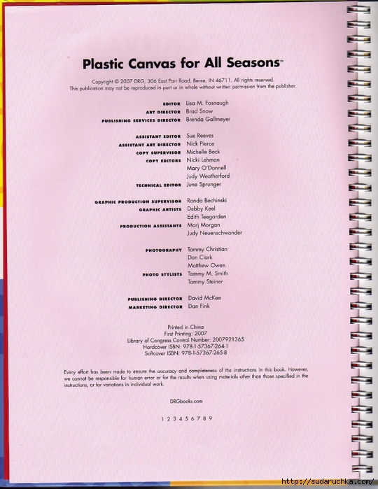 PLASTIC CANVAS FOR ALL SEASONS--002 (540x700, 298Kb)