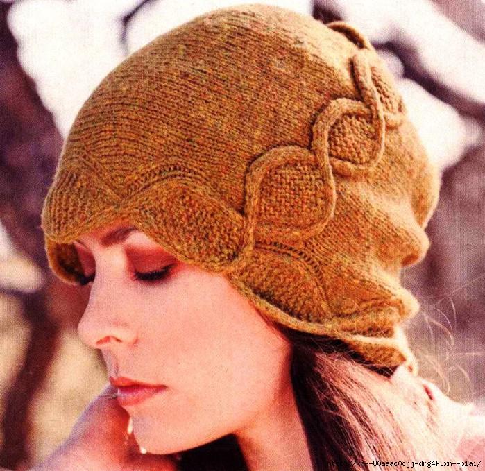 女士针织帽子 - maomao - 我随心动